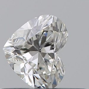 0.30 Carat Heart Loose Diamond