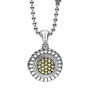Beloved Locket Pendant Necklace