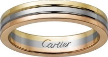 TRINITY WEDDING BAND CARTIER